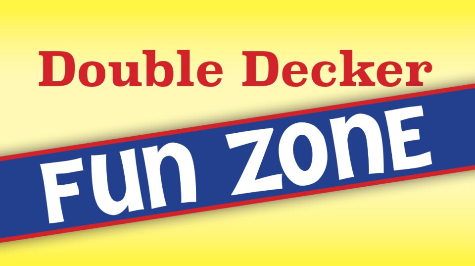 Double Decker Fun Zone