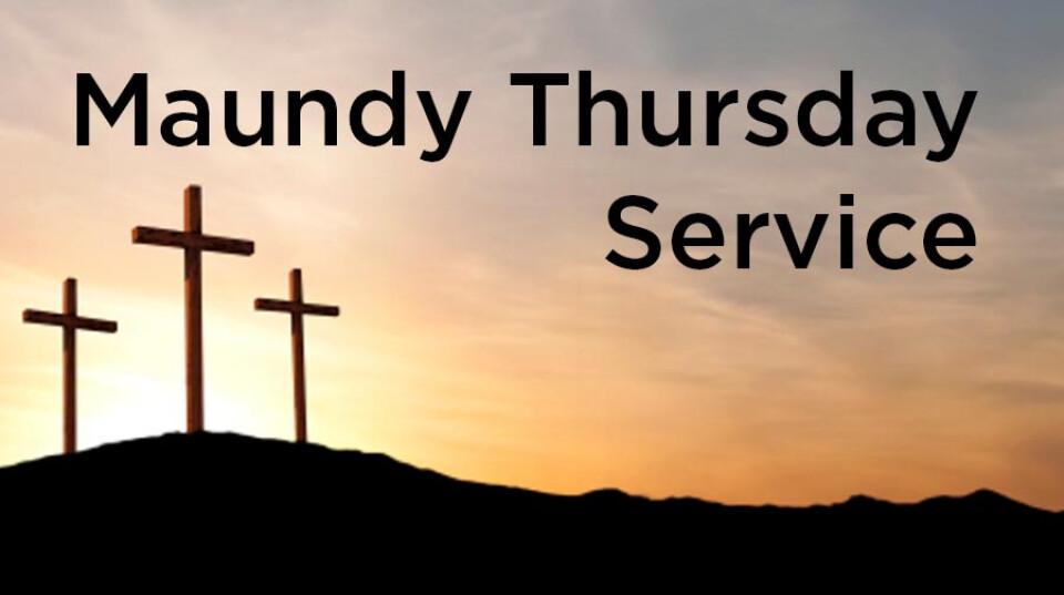 Maundy Thursday Service | First Baptist Church - Oxford MS