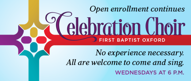 Choir open enrollment