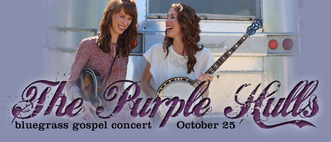 The Purple Hulls in concert