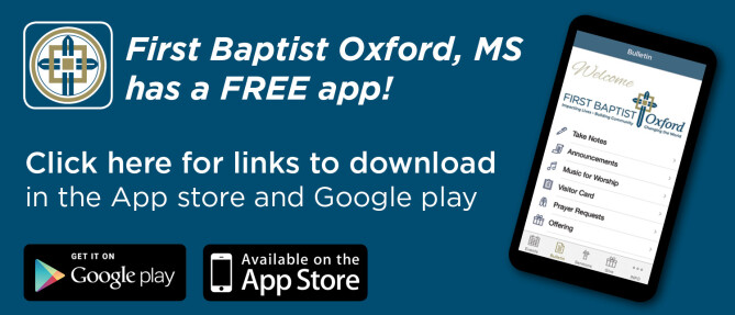 FBC Oxford App