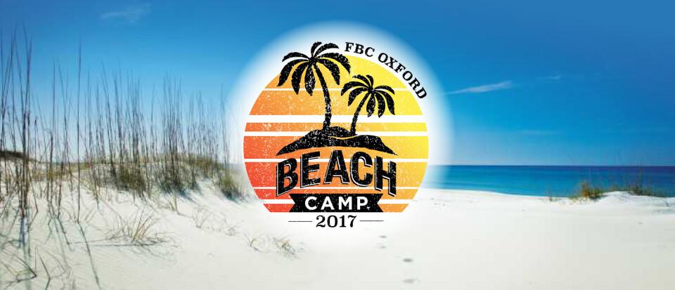 Beach Camp 2017
