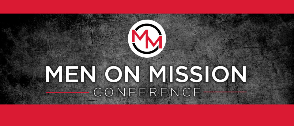 Men on Mission Conference