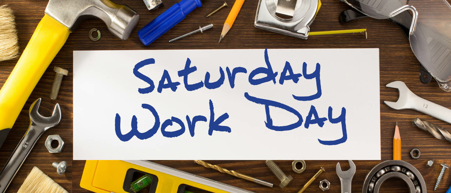 Men's Ministry Workday