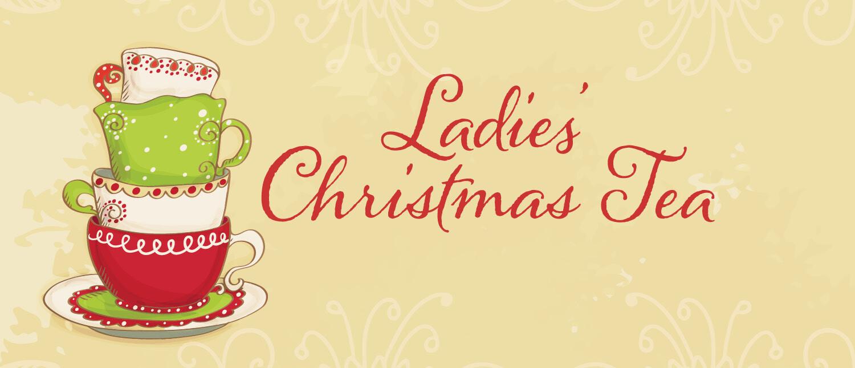 Ladies' Christmas Tea