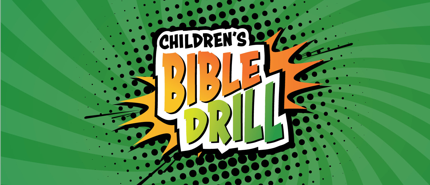 Children's Bible Drill