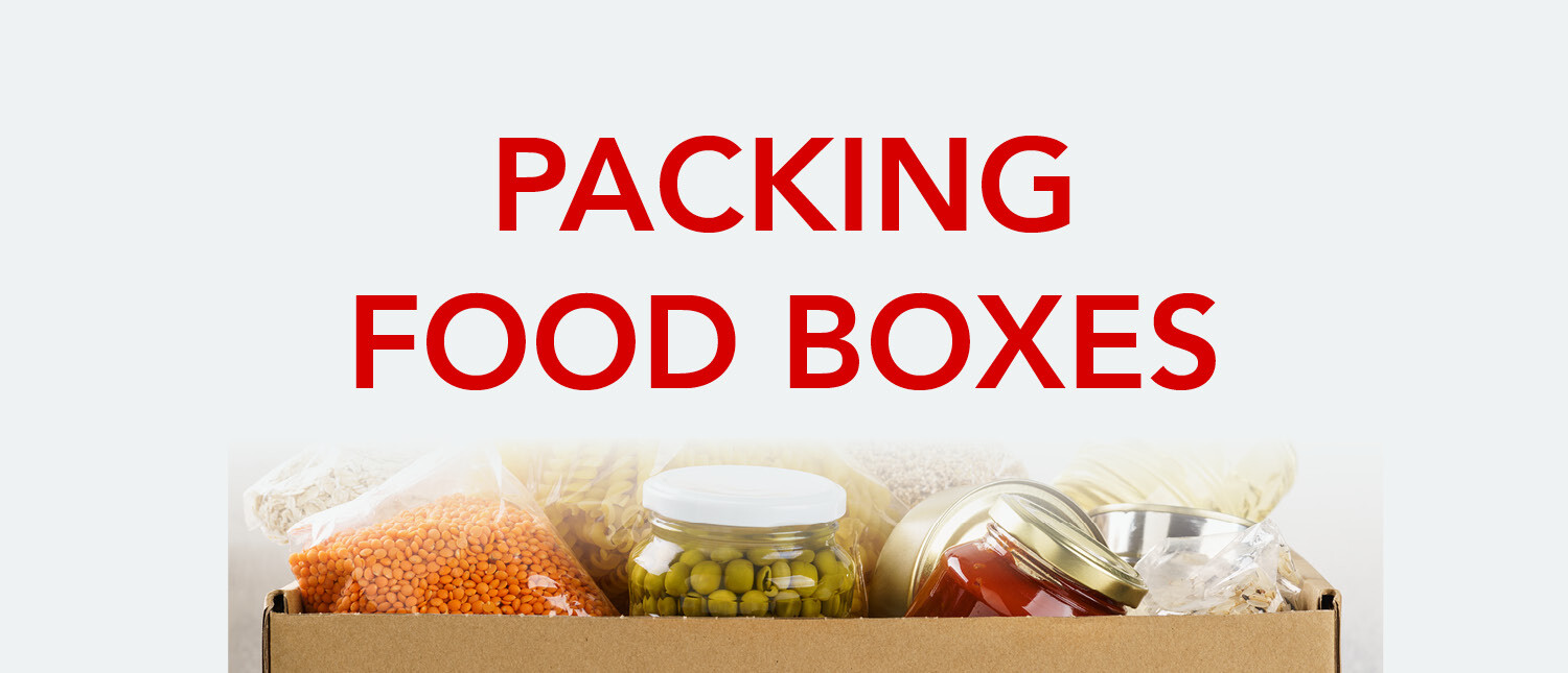 Packing Food Boxes