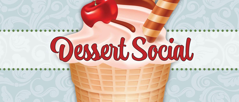 Women's Ministry Dessert Social
